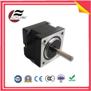 Hybrid NEMA17 Stepper/Brushless Motor with Ce CCC pictures & photos