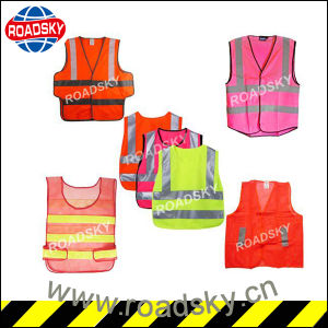 CE Durable Polyester Warning Reflective Clothes for Construction Work pictures & photos