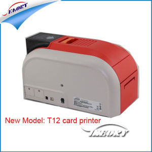 Access Control Badges Printer PVC Card Printer/Plastic Card Printer/Student ID Card Printing Machine with Low Noise in Service pictures & photos