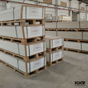 Kkr Artificial Stone 12mm Decorative Acrylic Solid Surface 0705 pictures & photos