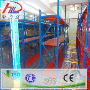 Top Quality Adjustable Warehouse Steel Garret Rack pictures & photos