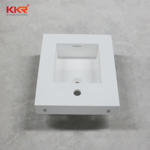 China Kkr Corian Darling Solid Surface Furniture Basin pictures & photos