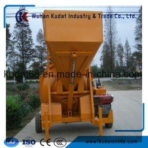 350L Diesel Concrete Mixer (JZR350) pictures & photos