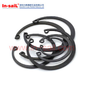 DIN Sstandard Stainless Steel Retaining Ring pictures & photos