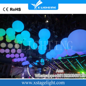 2017 DMX RGB Lifting Ball/ LED Lift Ball/Kinetic Lighting System for Disco Club Bar pictures & photos