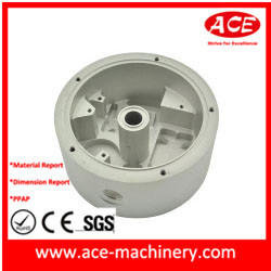 CNC Machining of Aluminum Belt Pulley pictures & photos
