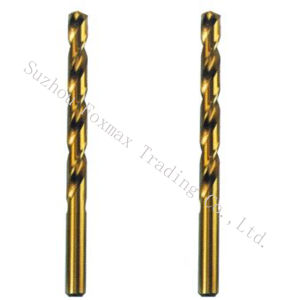 Full Ground Straight Shank Twist Drill (FXD-04) pictures & photos