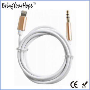 Audio Aux Cable Auxiliary Cord for iPhone 7/8/X pictures & photos