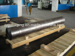 Forged SAE4340 SAE4140 Eccentric Steel Material Drive Shaft pictures & photos