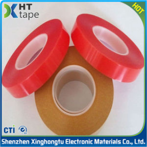 Custom Pet Acrylic Foam Tape Polyester Double Sided Adhesive Tape pictures & photos