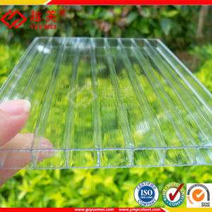 Polycarbonate Panels Plastic PC Hollow Roofing Sheet pictures & photos