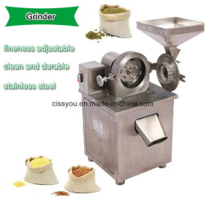 Stainless Steel Spice Pepper Chili Grain Salt Crusher Grinder pictures & photos