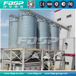 Plastics Storage Steel Silos Construction with Layout pictures & photos