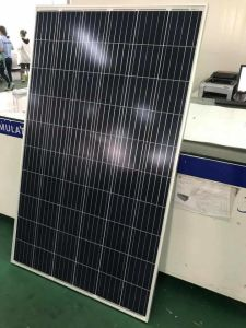 A Grade 310W Polycrystalline Solar Power Panel in Stock Goods pictures & photos