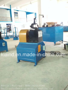 Automatic Steel Wire Mesh Edge Trimming Machine pictures & photos
