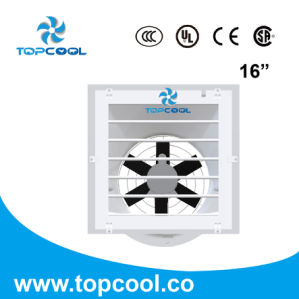 "Fiberglass Housing Cone Fan GF16"" for Livestock and Industrial Application pictures & photos"