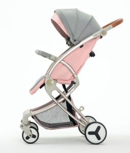 New Design Luxury Fold Baby Pram with Ce Certificate pictures & photos