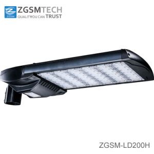 UL Dlc Listed 200W Energy Saving LED Street Light pictures & photos