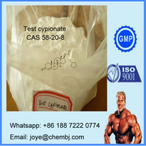 Sale 100mg Dosage Liquid Anabolic Steroid Injection Testosterone Cypionate pictures & photos
