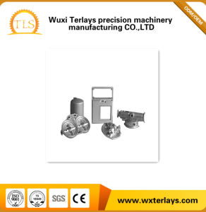 Chinese OEM Manufacturer of Aluminum Die Casting Part with CNC pictures & photos