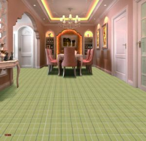 N390-Rolled 1/8 Nylon-PA6 Cut &. Loop Woven Full-Width Repeat Office/Hotel/House Carpet pictures & photos