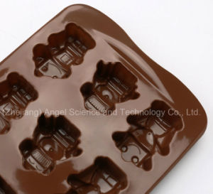 Popular Robot Mold Silicone Ice Tool for Desert Si29 pictures & photos