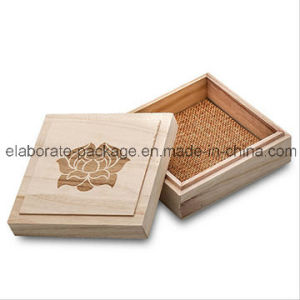Customized Hardwood High Quality Wooden Jewelry Box Packaging Box pictures & photos
