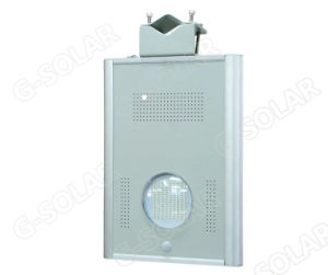 8W All in One Integrated Solar LED Street Lighting pictures & photos