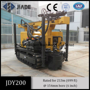 Jdy200 Robust, Heavy Duty Water Well Drilling Rigs Sale pictures & photos