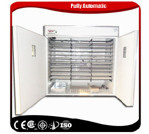 Fully Automatic Goose Egg Incubator Equipment for Poultry Farms pictures & photos