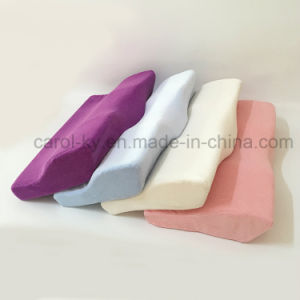 Memory Foam Healthcare Cervical Vertebra Pillow pictures & photos