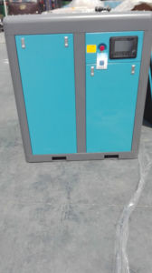 Rotary Air Compressor/Screw Air Compressor/7-12bar Air Compressor pictures & photos