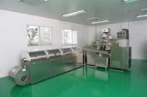 Soft Capsule/Gelatin Capsule Filling Machine for Powder/Pulvis/ Eyedrops/ Oral Solution/Liquid/Paintball pictures & photos