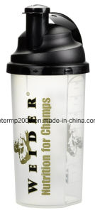 700ml 25oz Wholesale Custom Plastic Shaker Bottle, Plastic Cup for Cycling/Travel/Sport pictures & photos
