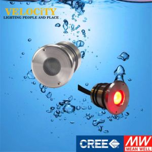 1W/3W RGB SUS IP68 Wholesale LED Swimming Pool Underwater Light
