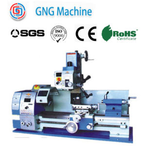 High Efficiency Mini Milling&Drilling Lathe Machine pictures & photos