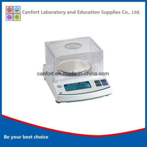 Lab Equipment Automatic Calibration Digital Balance, Analytical Balance, Electronic Balance, 10mg pictures & photos