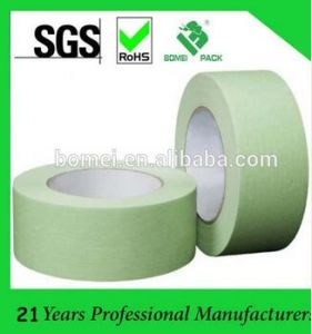 Gerneral Purpose Rubber Adhesive Masking Tape pictures & photos