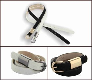 Horse Hair Genuine Leather Casual Fashion Belt pictures & photos