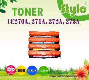 Color Ce270A/Ce271A/Ce272A/Ce27A Toner Cartridge for HP Printer pictures & photos