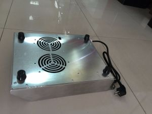 CE(EMC+LVD)/RoHS/ETL/cETL Push button & Knob Commercial Induction Cooktop Model Sm-A80 pictures & photos