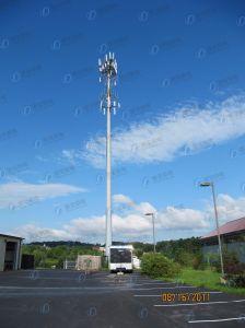 Hot-DIP Galvanized Antenna Telescopic Monopole pictures & photos
