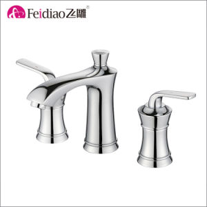 American Style High Class Brass Single Handle Kitchen Faucet pictures & photos