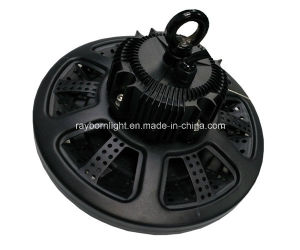 High Lumen 130lm/W High Bay Luminaire, 100W 150W 200W LED Low Bay Light pictures & photos