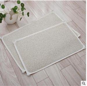 PVC Bathroom Floor Mat Non-Slip Shower Tube Mat pictures & photos