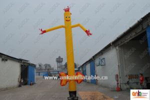 New Design One Leg Sky Dancer Air Man with Arrow for Advertising Promotion pictures & photos