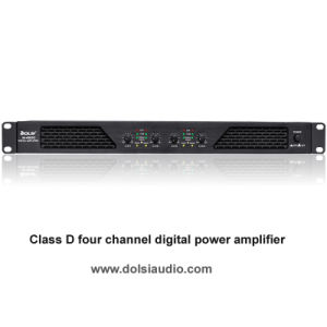 PRO Audio 4 Channel Digital Professional Power Amplifier (Mseries) pictures & photos