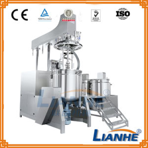 High Speed Mixer Body Cream Vacuum Mixer pictures & photos