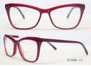 News Fashion High Quality Acetate Optical Frame pictures & photos