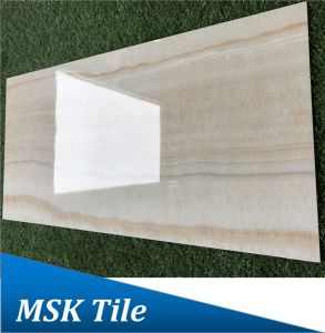 400X800 Porcelain Marble-Look Thin Tile Xjf2716 pictures & photos